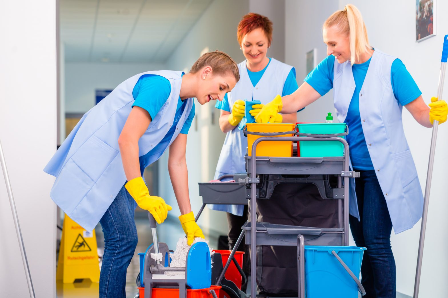 cleaning-team